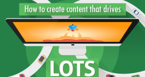 Create Content That Drives Lots of Organic Traffic