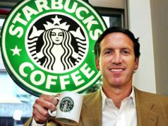 Starbucks Billionaire CEO Howard Schultz